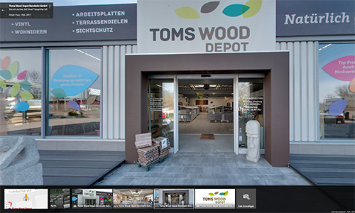 Tom's Wood Depot - Bornheim